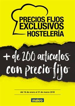Ofertas de Makro  en el folleto de San Cristobal de la Laguna (Tenerife)