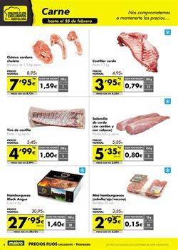 Ofertas de Hamburguesas  en el folleto de Makro en Madrid