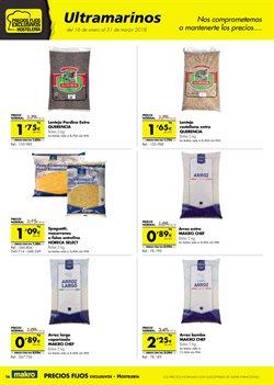 Ofertas de Pasta  en el folleto de Makro en Vila-seca