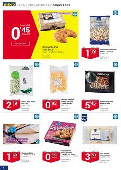 Ofertas de Pizza  en el folleto de Makro en Paterna