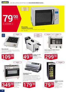Ofertas de Cocinas  en el folleto de Makro en A Coruña