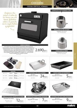 Ofertas de Textiles cocina  en el folleto de Makro en Córdoba