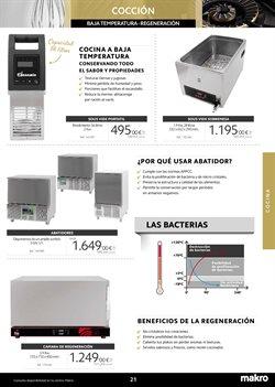 Ofertas de Electrodomésticos  en el folleto de Makro en Madrid