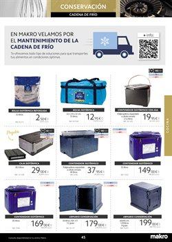 Ofertas de Dormitorios  en el folleto de Makro en Murcia