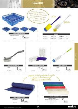 Ofertas de Textil  en el folleto de Makro en Castellón de la Plana