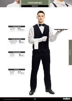 Ofertas de Pantalones hombre  en el folleto de Makro en Madrid
