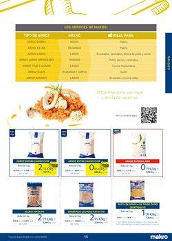Ofertas de Garbanzos  en el folleto de Makro en Madrid