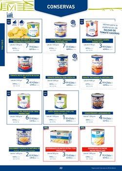 Ofertas de Legumbres cocidas  en el folleto de Makro en Madrid
