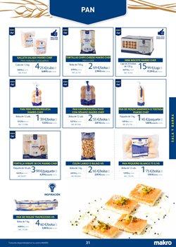 Ofertas de Bizcocho  en el folleto de Makro en Barcelona