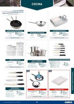 Ofertas de Utensilios de cocina  en el folleto de Makro en Murcia