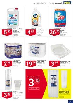 Ofertas de Detergente lavavajillas  en el folleto de Makro en La Orotava