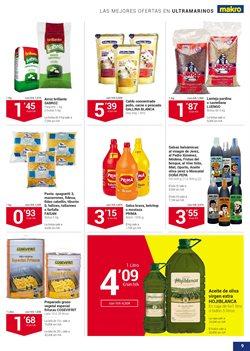 Ofertas de Legumbres  en el folleto de Makro en Madrid
