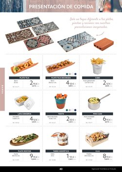 Ofertas de Cajas  en el folleto de Makro en Madrid