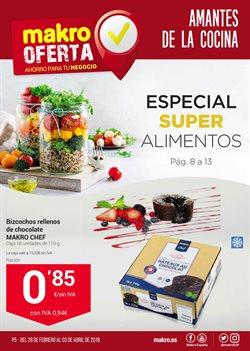 Ofertas de Hiper-Supermercados  en el folleto de Makro en Castellón de la Plana
