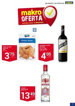 Ofertas de Ginebra  en el folleto de Makro en Córdoba
