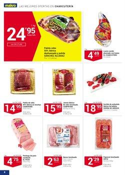 Ofertas de Carne de cerdo  en el folleto de Makro en Madrid