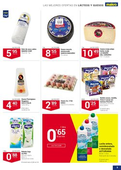 Ofertas de Productos naturales  en el folleto de Makro en Valladolid