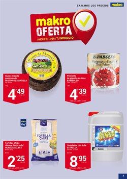 Ofertas de Lejía  en el folleto de Makro en Madrid