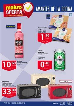 Ofertas de Pizza  en el folleto de Makro en Madrid