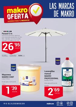 Ofertas de Makro  en el folleto de Madrid