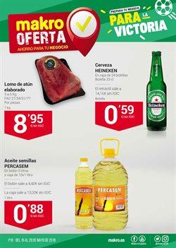 Ofertas de Heineken  en el folleto de Makro en La Orotava