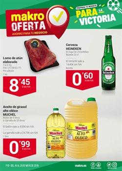 Ofertas de Hiper-Supermercados  en el folleto de Makro en San Bartolomé de Tirajana
