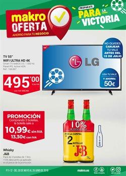 Ofertas de Televisores  en el folleto de Makro en Leganés