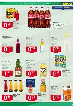 Ofertas de Coca-Cola  en el folleto de Makro en Madrid