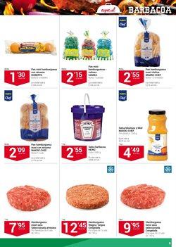 Ofertas de Hamburguesas  en el folleto de Makro en Getafe