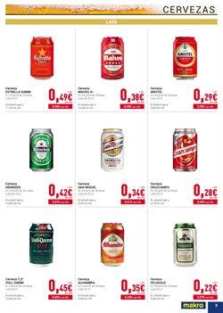 Ofertas de Heineken  en el folleto de Makro en Córdoba
