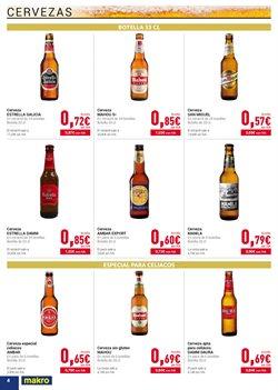 Ofertas de Estrella Galicia  en el folleto de Makro en Córdoba