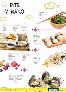 Ofertas de Arroz, pasta y legumbres  en el folleto de Makro en Valencia