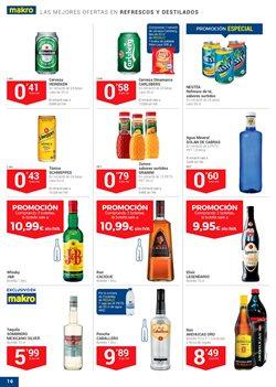 Ofertas de Agua  en el folleto de Makro en Madrid