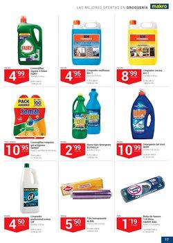 Ofertas de Detergente  en el folleto de Makro en Madrid