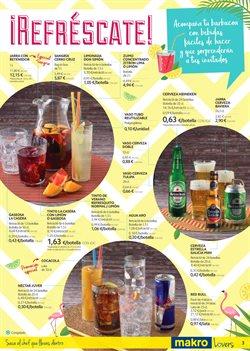 Ofertas de Coca-Cola  en el folleto de Makro en Las Palmas de Gran Canaria