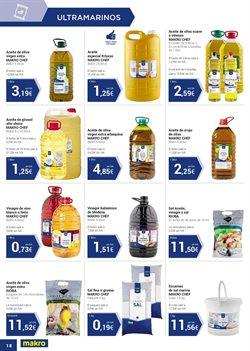 Ofertas de Aceite de oliva  en el folleto de Makro en Madrid