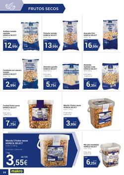 Ofertas de Cacahuetes  en el folleto de Makro en Madrid