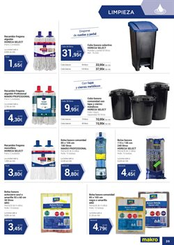 Ofertas de Cubo de basura  en el folleto de Makro en Córdoba