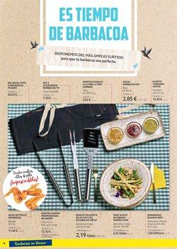 Ofertas de Ortiz  en el folleto de Makro en Barcelona