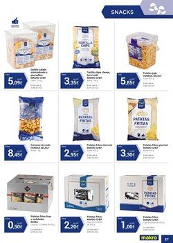 Ofertas de Patatas fritas  en el folleto de Makro en Las Palmas de Gran Canaria