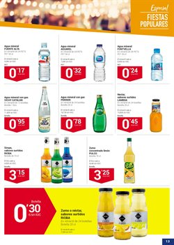 Ofertas de Agua  en el folleto de Makro en Las Palmas de Gran Canaria