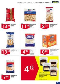 Ofertas de Snacks  en el folleto de Makro en Madrid