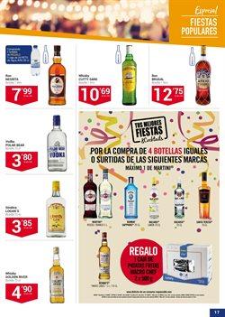 Ofertas de Bebidas alcohólicas  en el folleto de Makro en Madrid