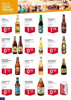 Ofertas de Cerveza  en el folleto de Makro en Dos Hermanas