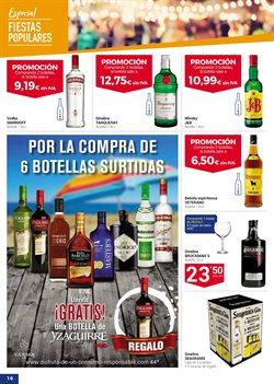Ofertas de Whisky  en el folleto de Makro en Madrid