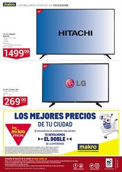 Ofertas de Hitachi  en el folleto de Makro en Madrid