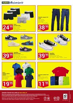 Ofertas de Camiseta  en el folleto de Makro en Leganés