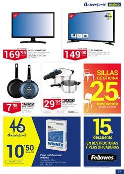 Ofertas de LG  en el folleto de Makro en Barcelona