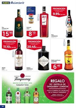 Ofertas de Whisky  en el folleto de Makro en La Orotava