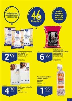 Ofertas de Desayuno, postres y pan  en el folleto de Makro en Madrid